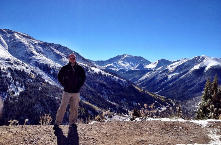 From Down Under to a mile high: Chilling in the Rocky Mountains, September 2013