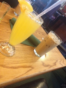 "Tall mimosa, meet ""rocket fuel""."